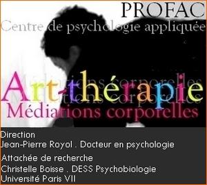 ART-THERAPIE formation classique ou par correspondance